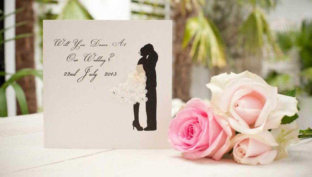 Five Dollar shake Wedding cards