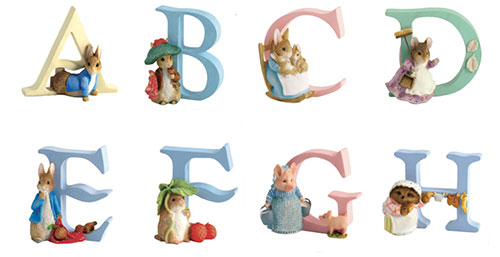 peter-rabbit alphabet