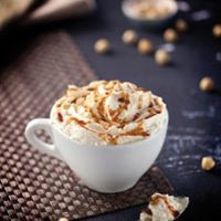 Nutty Caramel Latte
